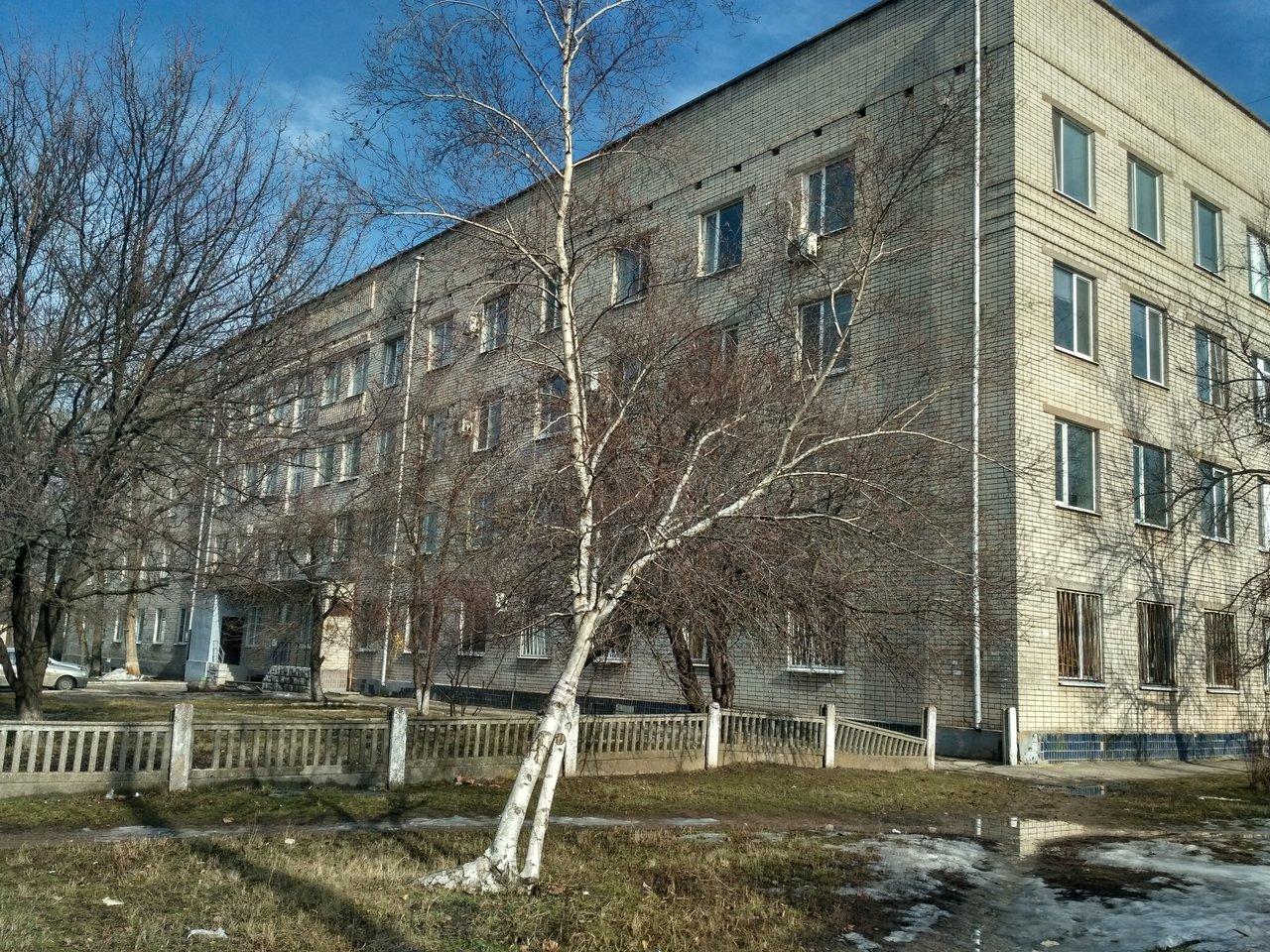 Родильный дом №9 в Запорожье